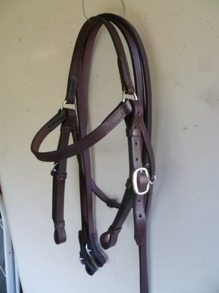 Barcoo Bridle & Reins