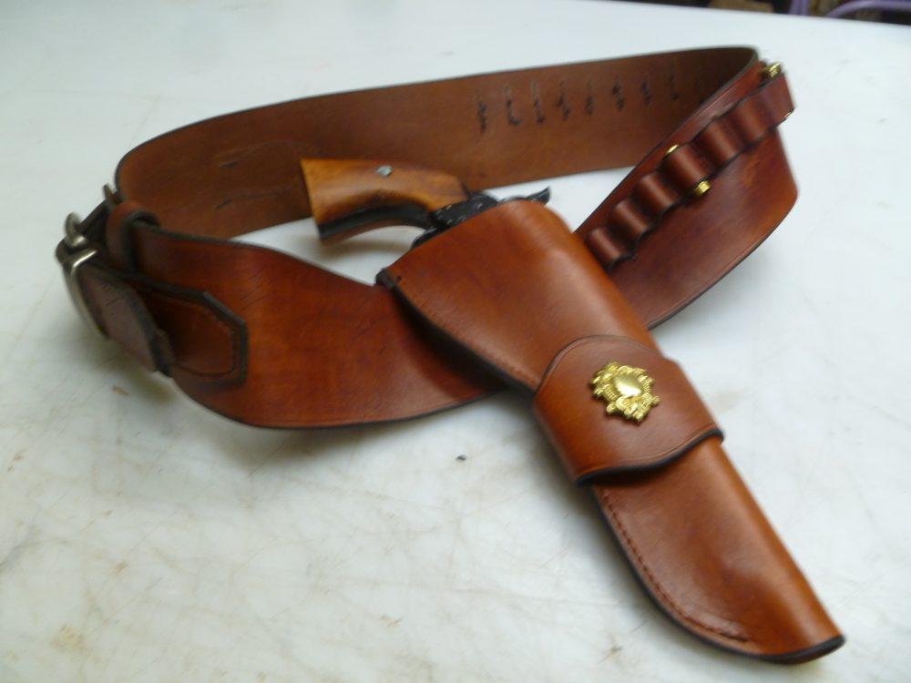 Gun Holster & Belt