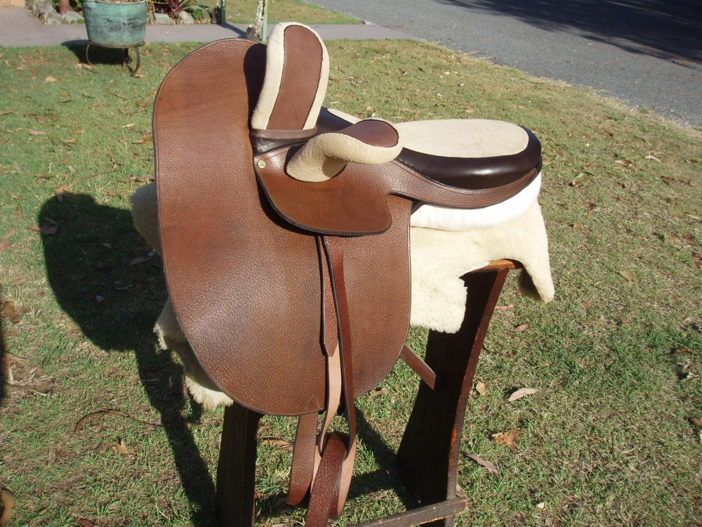 Side Saddle After – complete rebuild